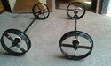 Axle Push Trolley Wheel
