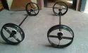 Axle Push Trolley Wheel