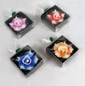 Paraffin Wax Multicolor Designer Color Candle