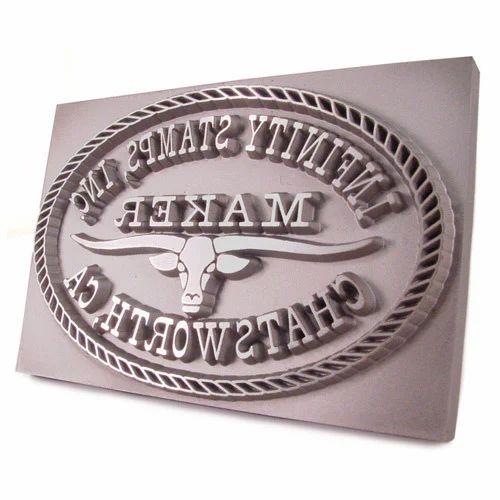 Brand Logo Steel Stamp