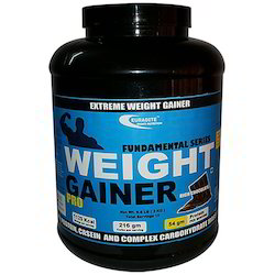 6.6 LBS Euradite Weight Gainer Pro