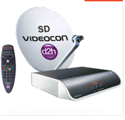 Videocon D2h Dish Antenna, Telecommunication Equipment & Parts