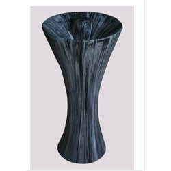 Dexovit Ceramic Marble -5 Designer Pedestal Wash Basin
