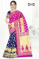 Banarasi Soft Silk Saree
