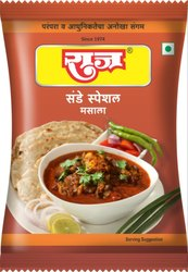 Raj Sunday Special Masala, Packaging Type: Packet, Packaging Size: 50g
