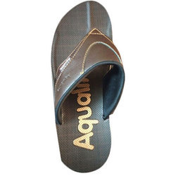 Aqualite Formal Mens Thong Slipper, Size: UK 6-10