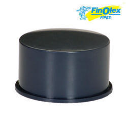 0e02dfe753790 Plastic Finolex End Cap(Plain Threaded)