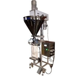 Semi Automatic Auger Jar Filling Machine