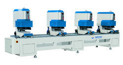Automatic Huanuo Four Head Seamless Welding Machine, Automation Grade: Automatic