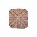 Handmade Wood Printing Block