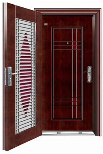 Safety Doors Safety Grills: Wooden Safety Doors, Rs 40000 /piece, Vivan Enterprises