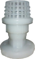 Flanged end PP Foot Valve