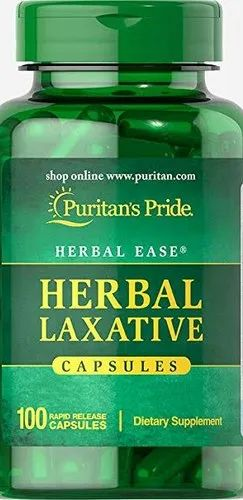 Herbal Laxatives Capsules