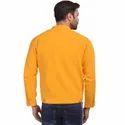 Skupar RFD Yellow Men Cotton Jacket