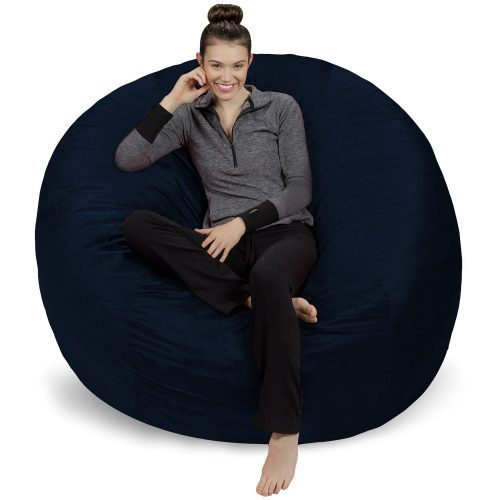 High Quality Fabric Bean Bag Chair