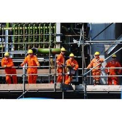 Industrial Construction Labour Service