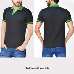Male Cotton Promotional Men T - Shirts, For Personal,Promotional