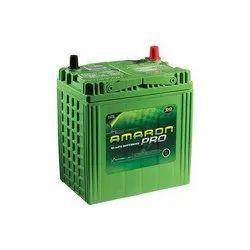 Amaron Pro Two Wheeler Battery, Capacity: 9 Ah