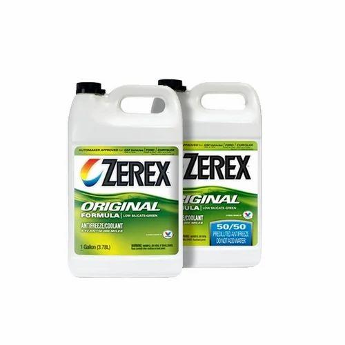 Valvoline ZEREX Original Green Antifreeze / Coolant