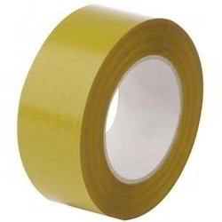 Double Side Sticking Yellow Tape