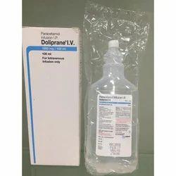 Paracetamol Infusion 100ml
