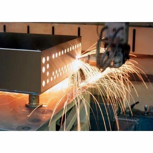 Steel Fabrication Services: Stainless Steel Fabrication Service In Ambattur, Chennai