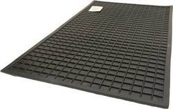 Rubber Checkered Electrical Mat (IS 5424:1969)