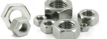 Titanium Heavy Hex Nut