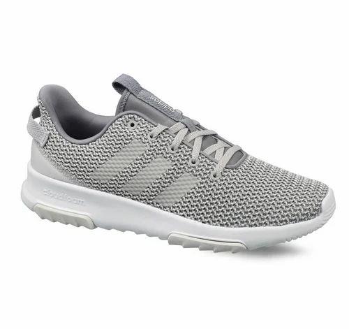 93e967819f5 Grey Men  s Adidas Running CF Racer TR Shoes