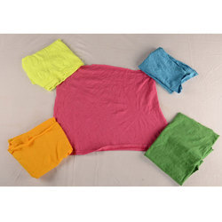 Color T Shirt Cotton Rags