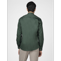 Green Hill Men's Designer Olive Shirt