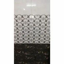 Gloss Ceramic Bathroom Tiles, Thickness: 10-15 mm