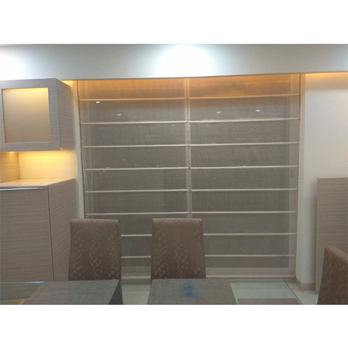 Wooden Window Horizontal Blinds,Thickness: 5 mm