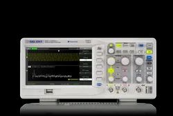 Siglent 70 MHZ Digital Oscilloscope, SDS1072CML+ Model