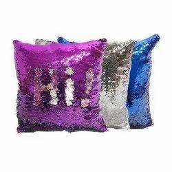 JK Enterprises聚酯纤维魔术枕,形状:方形,尺寸/尺寸:16x16英寸