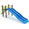 AES-08 Eco Playground Slide