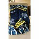 Kalamkari Cotton Printed Casual Wear Sarees, Length: 6.3 M