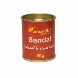 Resin Sandal Resin 50 Gram Jar Pack