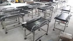Conveyor With Printer