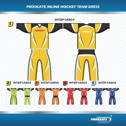 Proskate Team Dress Full IHTDP1A8