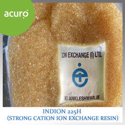 Indion 225H (Strong Cation Ion Exchange Resin)