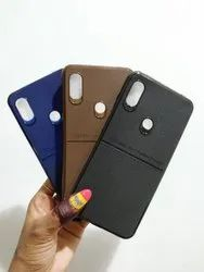 Plastic Mobile Back Cover My Case For Red Mi Note 5pro