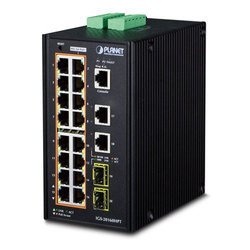 L2 Ring Managed Gigabit Ethernet Switch IGS-20160HPT