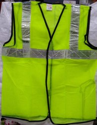 Polyester Safety Jacket Traffic Control