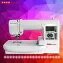 Usha Janome Memory Craft 200e Embroidery Sewing Machine