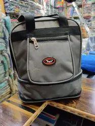 Grey Lunch Bag