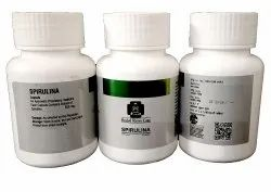 Spiruiina Is Very Rich In Vitamins (A, B, E), Minerals (Iron, Calcium, Magnesium,