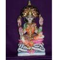 White Marble Padmawati Mata