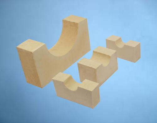 High Density Polyurethane Pipe Support, Size: 1/2 Inch, For