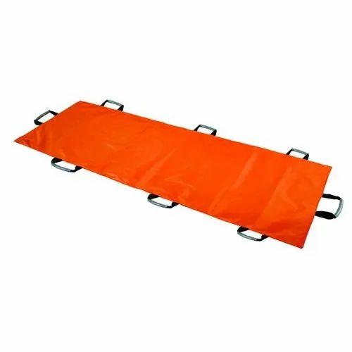 Folding Emergency Stretcher, Polished, Mild Steel, Rs 5000 /piece   ID:  22481624833